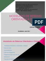 Modelado de Sistemas Orientado a Objetos