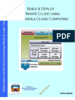 35451663 Build Deploy a Private Cloud Using Open Nebula Cloud Computing v1 1