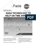 NASA Technology to Help on-Time Arrivals