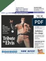 Tribute to Elvis