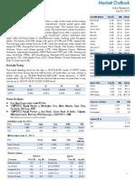 Market Outlook 22nd July 2011