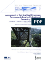 No201[Assessment of Existing Steel Structures Recommendations for Estimation of Remaining Fatigue Life]