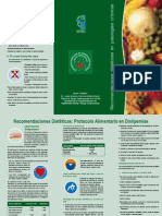 HIPERLIPIDEMIAS - recomendaciones dieteticas