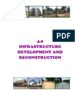 (4) Infrastructure Development