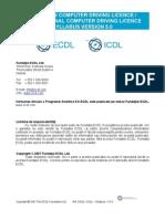 ECDL programa