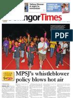 Selangor Times 22 July 2011