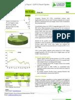 Crompton Greaves Ltd_Q1FY12 Result Update