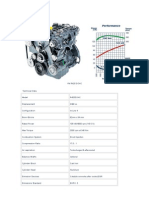 Jeep Cherokee Vm r425 Dohc and Vm r428 Dohc Engine Catalog