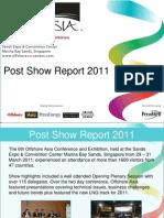 OA Post Show Report