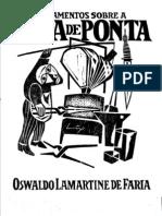 apontamentos_sobre_a_faca_de_ponta---oswaldo_lamartine_de_faria-prefacio_j_r_r_abrahao-editor