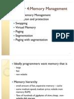 Memory Management 2010