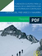 Fundamentos prácticos en Anestesiología y Reanimación - Respiratorio y Tórax