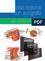 Anestesia Regional con Ecografía