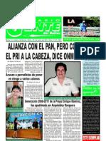 EDICIÓN 21 DE JULIO DE 2011