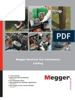 Megger Catalog