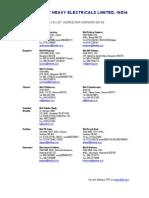 Address List December 2005