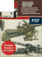 Artillerie 1914-1918