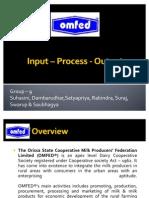 OMFED Presentation