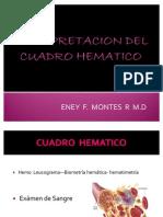 Interpretacion Del Cuadro Hematico - Copia