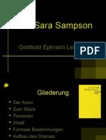 Sara Sampson