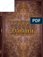 Constant In Streia - Haiducii (VP)