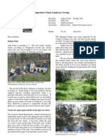 Newsletter June 2011