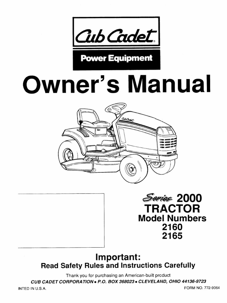 cub cadet 2160 wiring diagram   29 wiring diagram images
