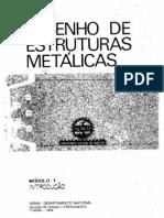 Desenhos de Estrutura Metalicas - Parte 1