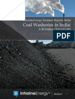 Coal washeries in India_Infraline Energy