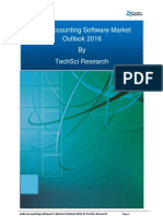 India Accounting Software Market Outlook 2016 Sample