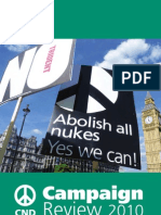 CND Campaign Review 2010