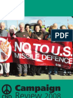 CND Campaign Review 2008