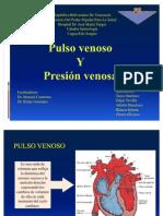 Pulso Venoso y Presion Venosa Central
