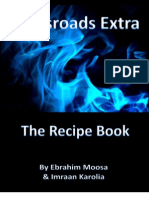 Crossroads Extra Recipe Book Compiled by Imraan Karolia and Ebrahim Moosa