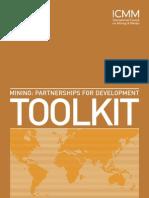 Manual de minería MPD Toolkit