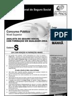 Formação-em-Qualquer-Área-INSS_Prova_Cargo_NS_17_Caderno_S