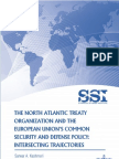 North Atlantic Treaty Organization and the European Union's Common Security and Defense Policy