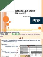 Enfermeria - Odontologia Red Ascope- 2010