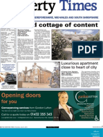 Hereford Property Times 21/07/2011
