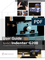 G200 Master Document