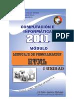 Módulo HTML