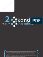 Raport Kondycja Marketingu 2011