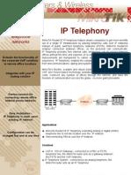 IP Telephony 2
