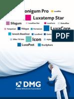 DMG produktu katalogas