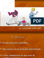 El Efecto Del Divorcio en Los Hijos