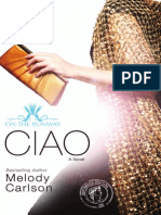 Ciao by Melody Carlson, Excerpt
