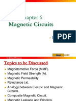 Chapter 06 Magnetic Circuits