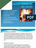 Clasificacion Comercial Del Acero.pptx Cuest1(1)