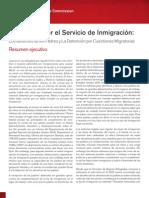 Los derechos de los padres y la detención por cuestiones migratorias
