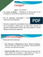 Adm 2 Estrategia y Porter
